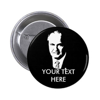 Fred Thompson Gear Pinback Button