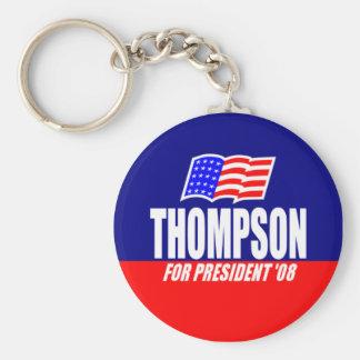 Fred Thompson para el presidente llavero