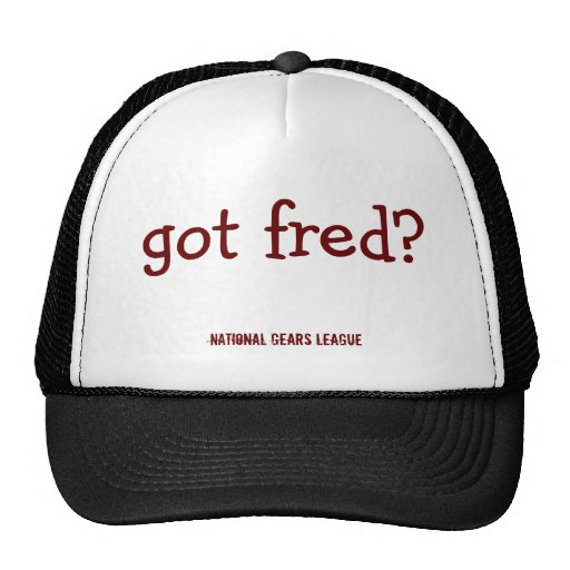 Fred W. Slacks Hat