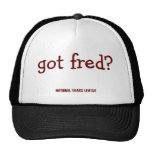 Fred W. Slacks Hat Gorras De Camionero