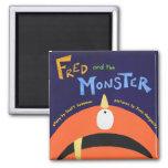 Fred y el imán del monstruo