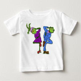 Freda and Freddie Bop Baby T-Shirt