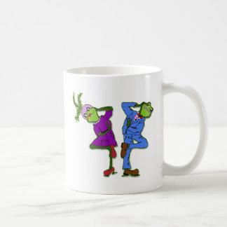 Freda and Freddie Bop Coffee Mug