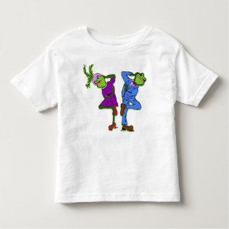 Freda and Freddie Bop Toddler T-shirt