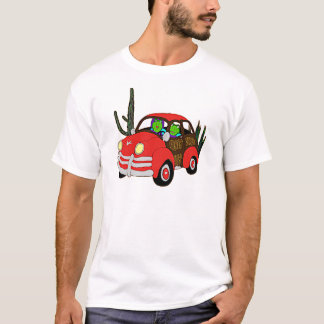 Freda and Freddie Frog Head Out T-Shirt