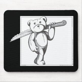 Freddie Bear Mouse Pad