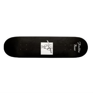 Freddie Bear Skateboard