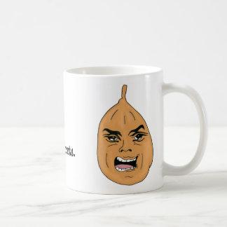 Freddie Fig Coffee Mug