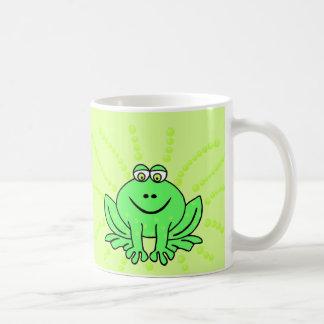 Freddie Frog Coffee Mug