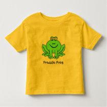 Freddie Frog Toddler T-shirt