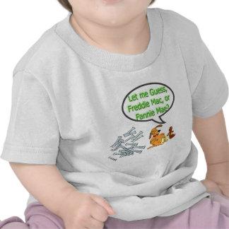 Freddie Mac or Fannie Mae T Shirt