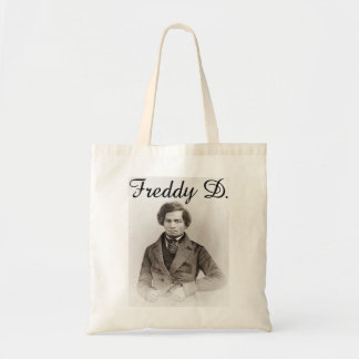 Freddy D Budget Tote Bag