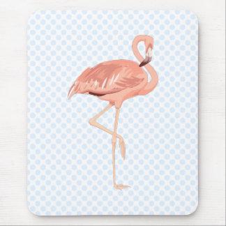 Freddy Flamingo Mouse Pad