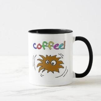 Freddy Fuzz mug