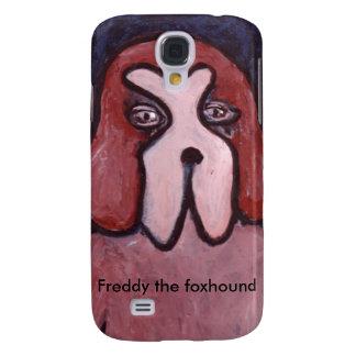 Freddy the foxhound i phone case