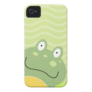 Freddy the Frog Blackberry Phone Case