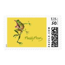 FreddyFrog stamp
