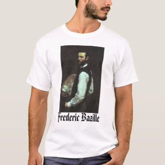 Frederic Bazille, Frederic Bazille T-Shirt