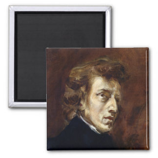 Frederic Chopin  1838 Refrigerator Magnet
