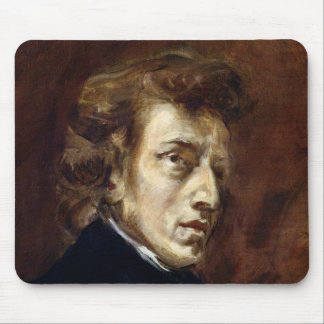 Frederic Chopin  1838 Mouse Pad