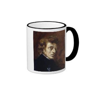 Frederic Chopin  1838 Ringer Mug