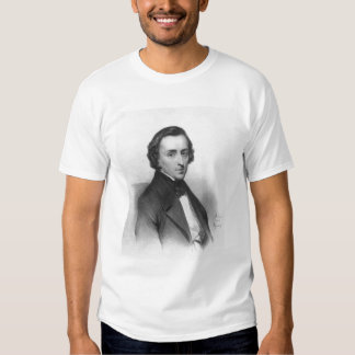 Frederic Chopin, after Ary Scheffer T-Shirt
