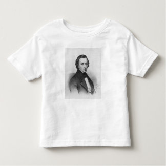 Frederic Chopin, after Ary Scheffer Toddler T-shirt