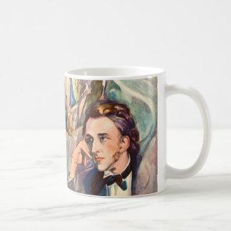 Frederic Chopin Composer Musician Portrait Famous Coffee Mug