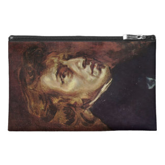 Frédéric Chopin Portrait Travel Accessory Bag