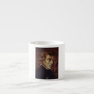 Frédéric Chopin Portrait Espresso Cup