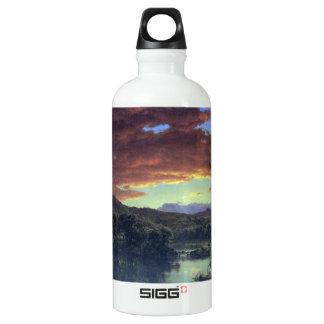 Frederic Edwin Church - A rural home SIGG Traveler 0.6L Water Bottle