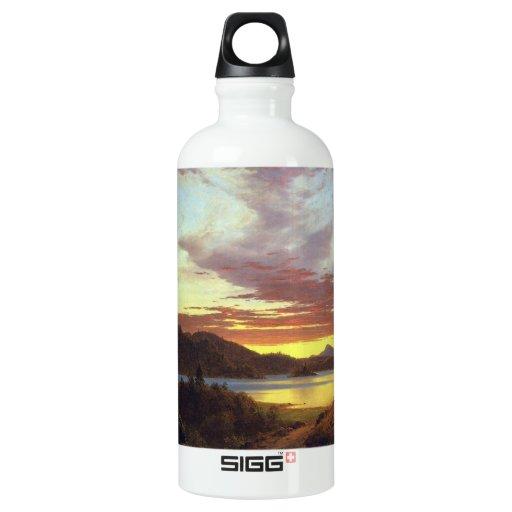 Frederic Edwin Church - A Sunset SIGG Traveler 0.6L Water Bottle