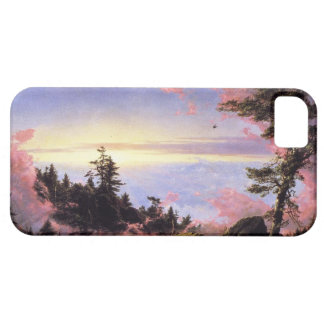 Frederic Edwin Church Above The Clouds At Sunrise iPhone SE/5/5s Case