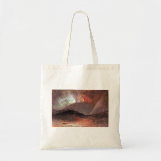 Frederic Edwin Church - Aurora Borealis Bag
