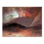 Frederic Edwin Church - Aurora Borealis Post Cards