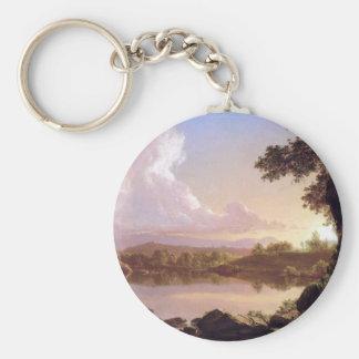 Frederic Edwin Church - Catskill Creek Key Chains