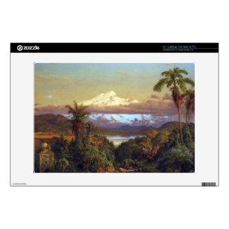 "Frederic Edwin Church - Cayambe Ecuador 13"" Laptop Decal"