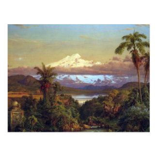 Frederic Edwin Church - Cayambe Ecuador Post Cards