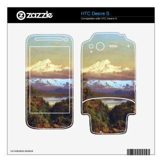 Frederic Edwin Church - Cayambe Ecuador Decals For HTC Desire S