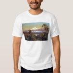 Frederic Edwin Church - Cayambe Ecuador T-Shirt