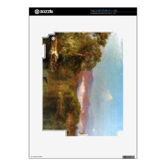 Frederic Edwin Church - Chimborazo Ecuador Decals For The iPad 2
