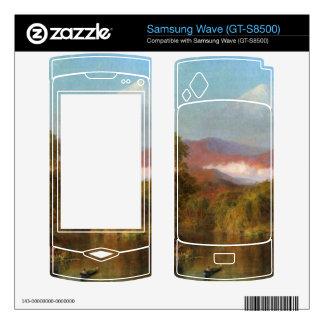 Frederic Edwin Church - Chimborazo Ecuador Samsung Wave Decals