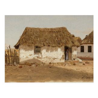Frederic Edwin Church - Colombia, Barranquilla Postcard