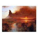 Frederic Edwin Church - Cotopaxi Ecuador Postcards