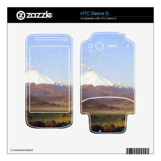Frederic Edwin Church - Cotopaxi Ecuador Skin For The HTC Desire S