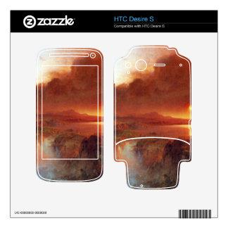 Frederic Edwin Church - Cotopaxi Ecuador Skins For HTC Desire S