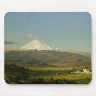 Frederic Edwin Church - Cotopaxi Mouse Pad