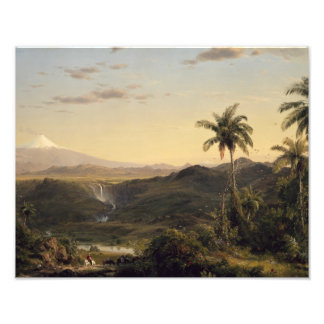 Frederic Edwin Church - Cotopaxi Photo Print