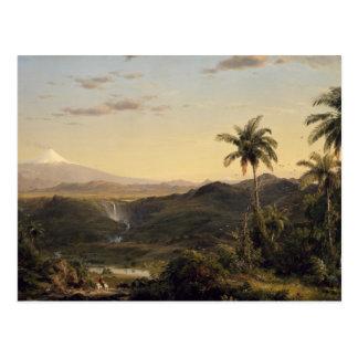 Frederic Edwin Church - Cotopaxi Postcard