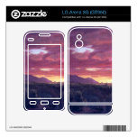 Frederic Edwin Church - Dusk (sunset) Decals For LG Arena 3G
